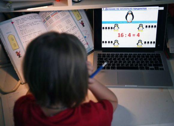 Что за эксперимент по внедрению цифровой образовательной среды в школах?