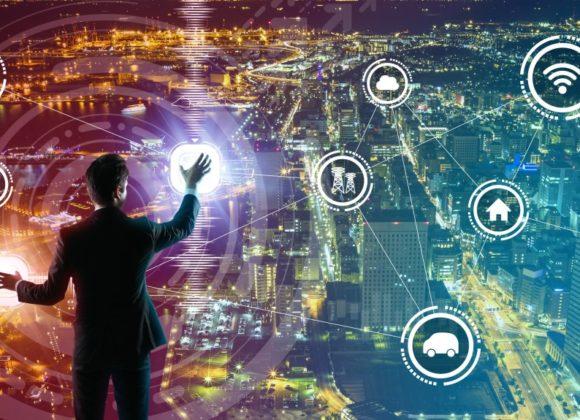 Цифровая трансформация всей России в ближайшие  10 лет