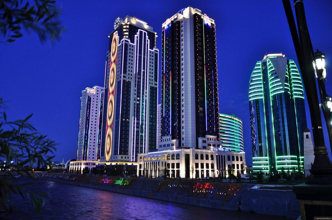 «Цифровая долина» в Чечне