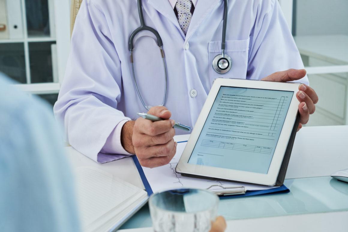 Единая цифровая платформа здравоохранения